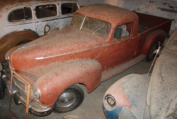 22: 1947 Hudson Pickup