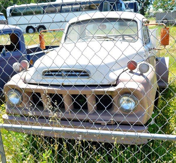 26: 1953 Studebaker 1 ton
