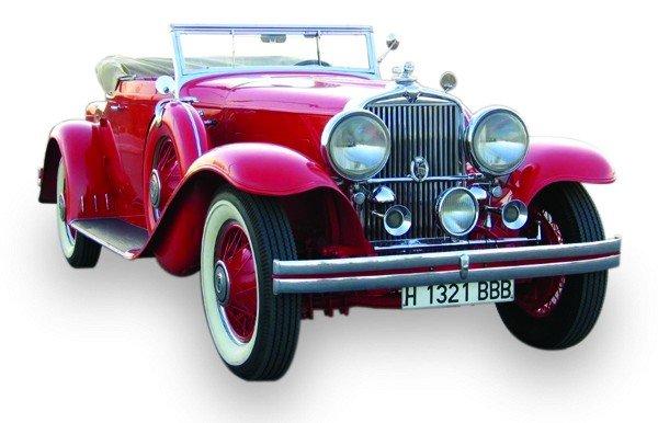 38: 1931 Stutz Model MD