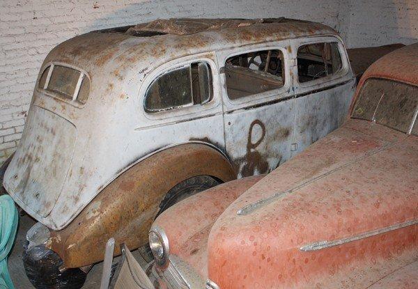 55: 1934 Cadillac Series 452 D Limousine