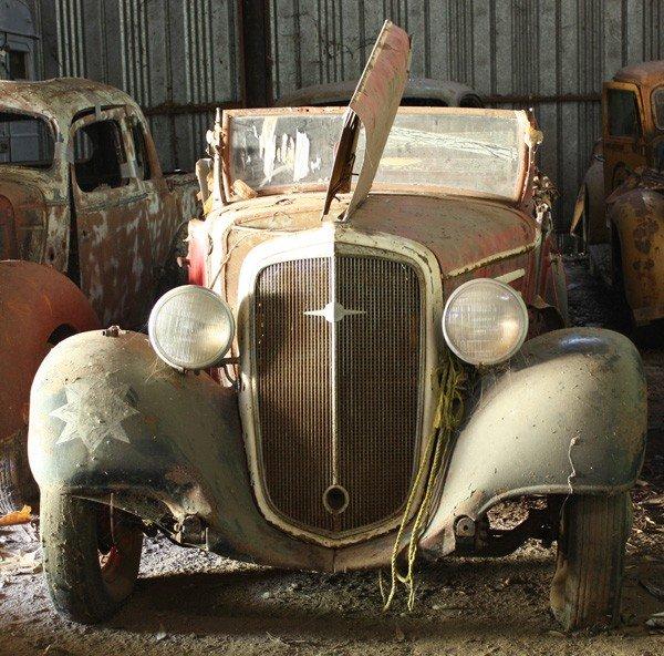 65: 1935 Chevrolet pickup