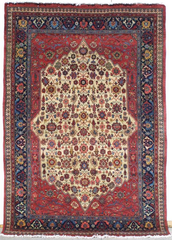 3001: Halvai Bijar carpet