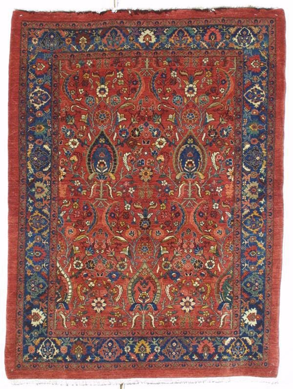3003: Fine Bijar carpet