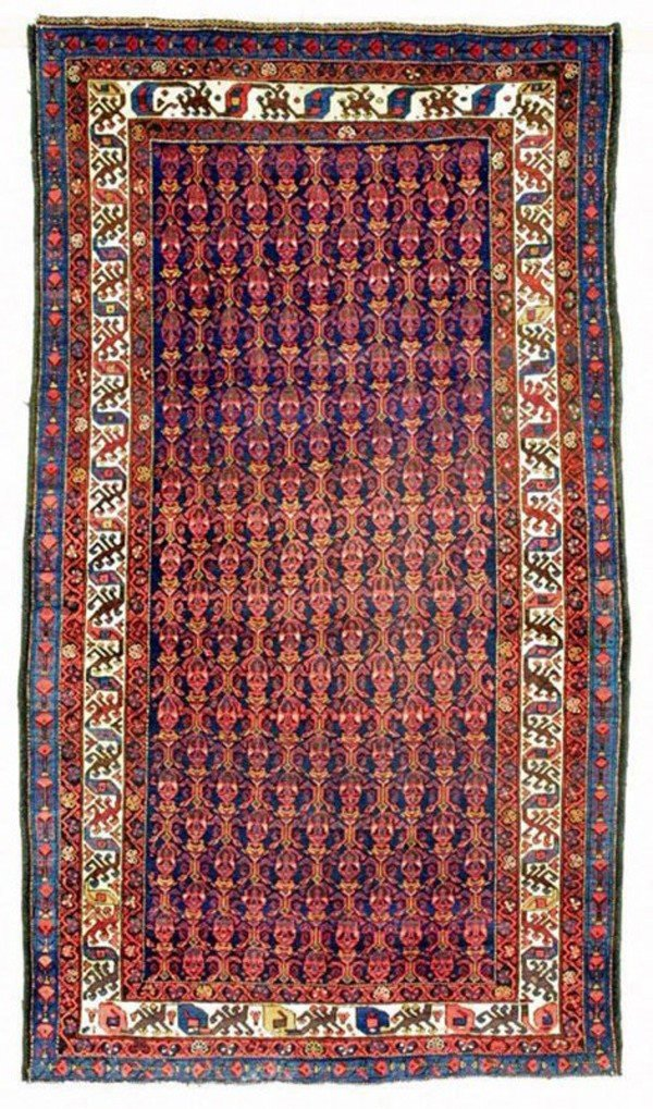 3007: Malayer carpet