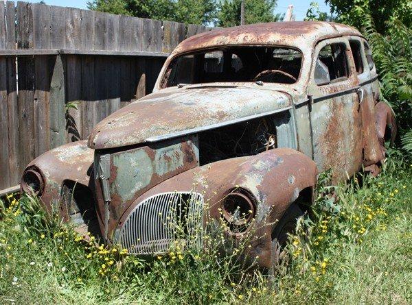 1941: 1940 Studebaker