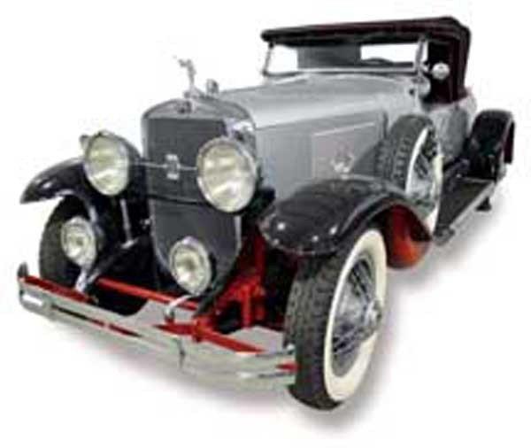 1946: 1929 Cadillac series 341-B roadster