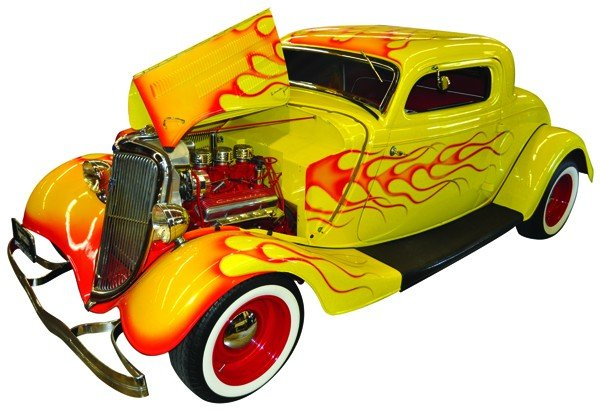 1947: 1934 Ford Hot Rod
