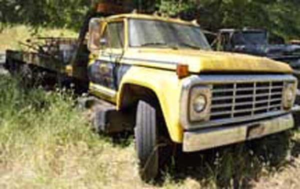 1957: 1974 Ford Rollback