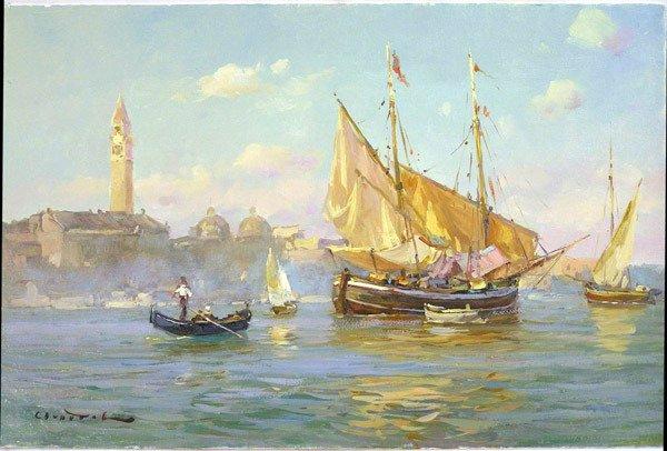 2010: Oil, A Venise, Sergei Sviridov
