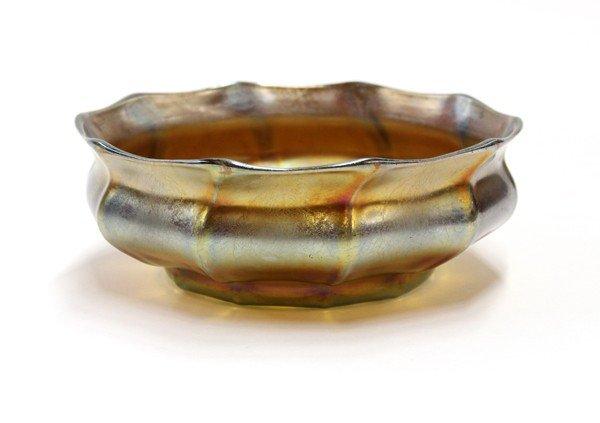 6006: Tiffany Studios low bowl