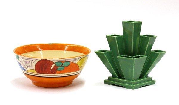 6022: Art Pottery group