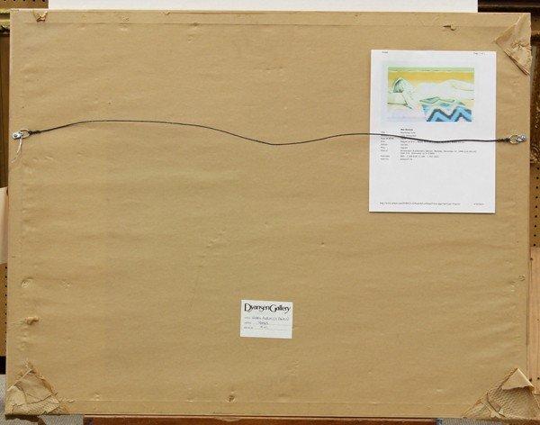 6395: Lithograph, Mel Ramos, Navajo Nude - 3