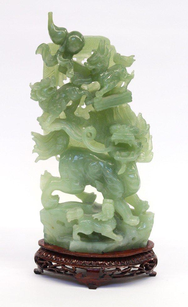 4017: Chinese Jade Carving, Qilin