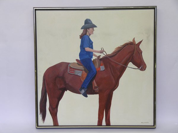 5: Oil/canvas, Paul Fisher