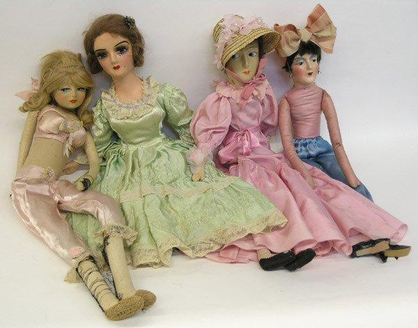 66: Boudoir dolls