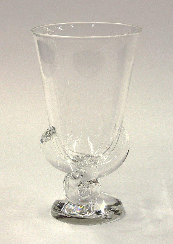 2013: Steuben vase