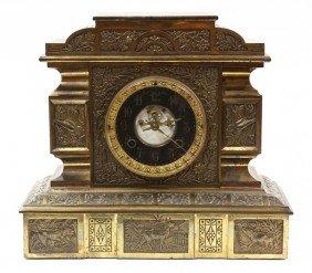 2015: Aesthetic movement mantle clock
