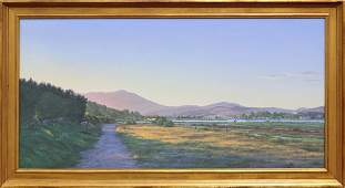 Painting, Willard Dixon,