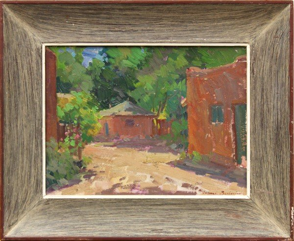 2164: Painting, Ovanes Berberian