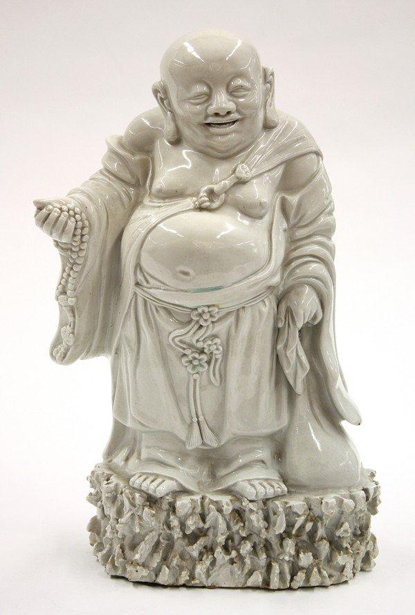8: Chinese Blanc de Chine Budai