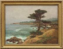 Painting, John Edward Walker, Carmel
