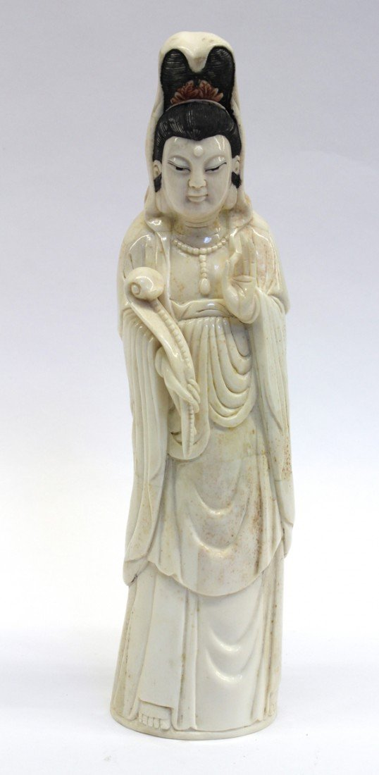 4006: Chinese Pieced Bone Guanyin