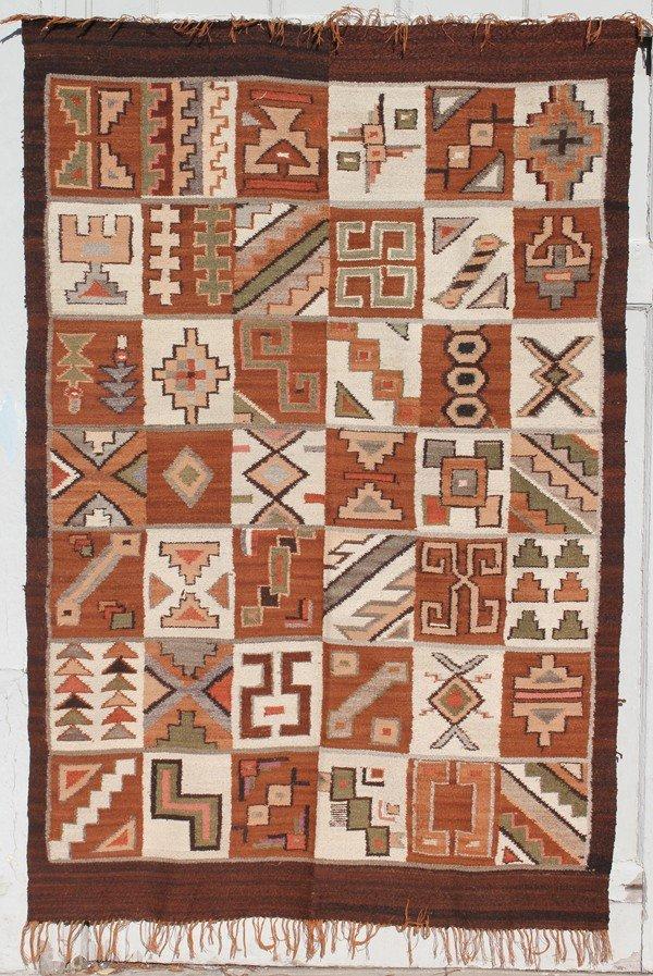 4000: Navajo rug