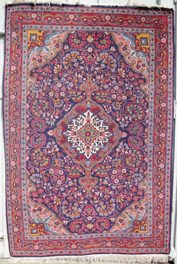4007: Kashan carpet