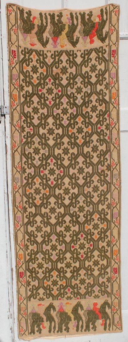 4014: Spanish textile Alter cloth