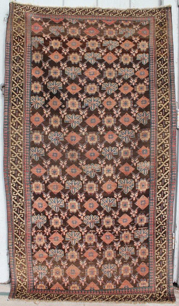 4016: South Caucasus Shahsavan rug