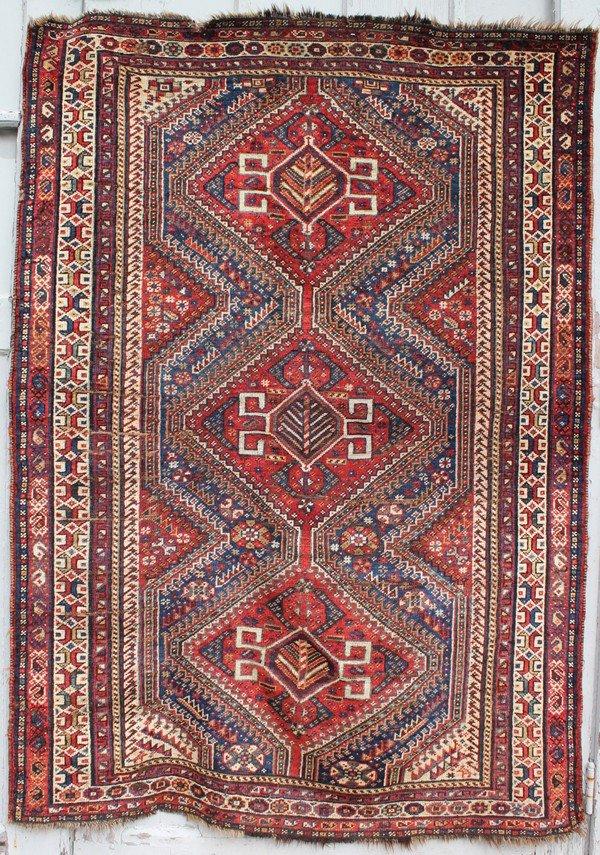 4019: Khamseh rug