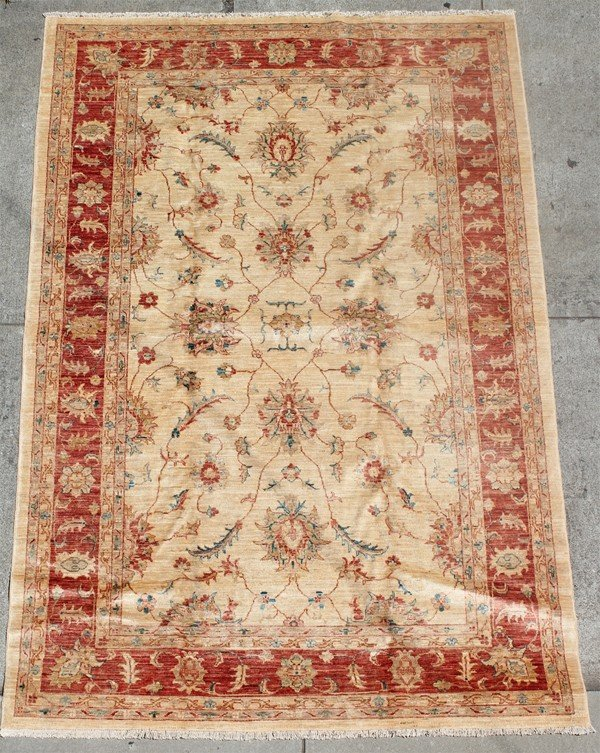 4021: Persian Ziegler carpet