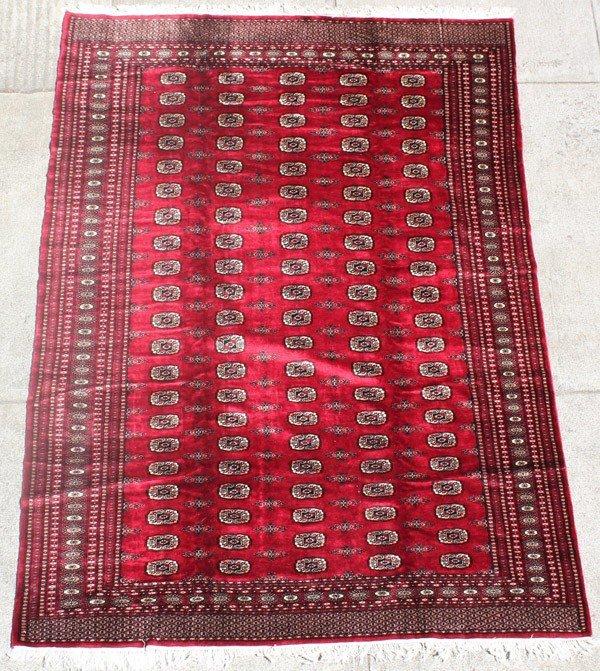 4025: Bokhara carpet