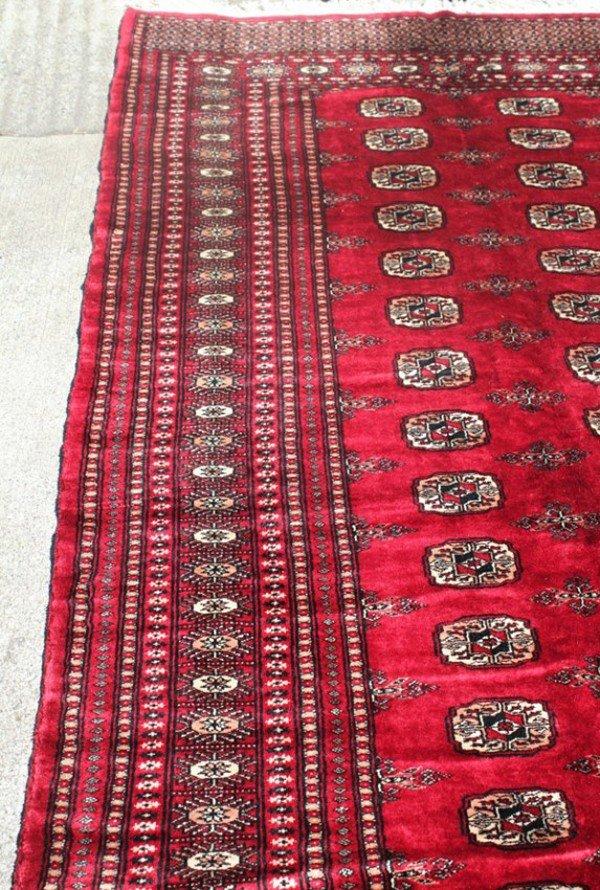 4025: Bokhara carpet - 2