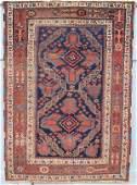 4054: Afshar rug