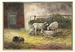 2272: Watercolor, Hugo Anton Fisher