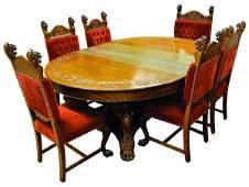 2319: R.J Horner dining suite