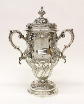 2478: Gorham sterling urn