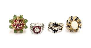 575: Four rings