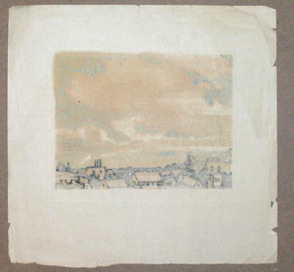 6475: Woodblock print, William S. Rice - 3