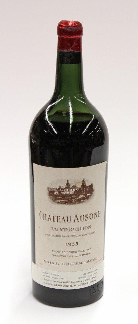 6043: 1955 Chateau Ausone, Saint-Emilion Grand Cru