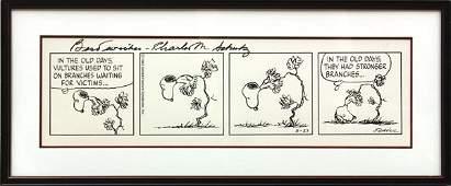6166: Cartoon art, Charles Schulz, Snoopy