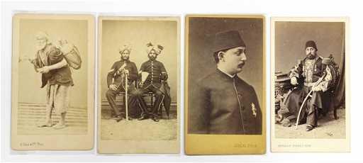 6344 Cartes De Visite Abdullah Freres Ottoman