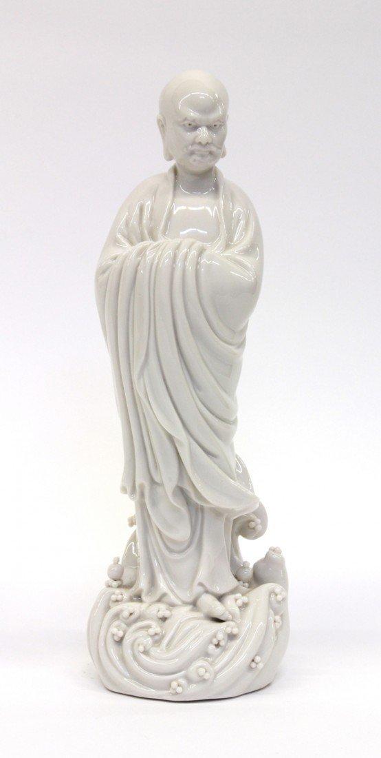 4014: Chinese Blanc de Chine Damo
