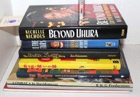Autographed Fiction & Non-fiction Books