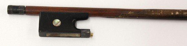 2027: Jerome Thibouville-Lamy violin bow - 2