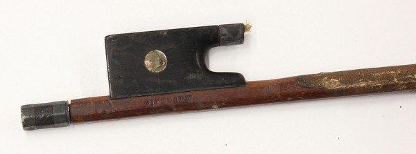 2027: Jerome Thibouville-Lamy violin bow - 3