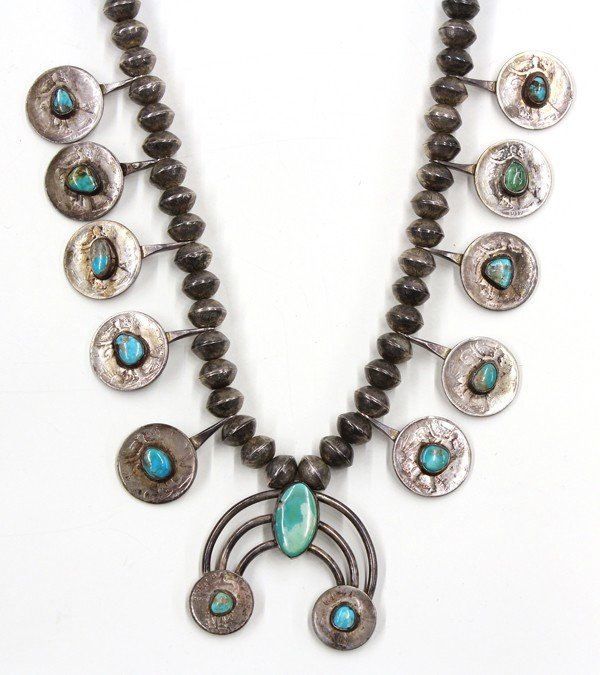 2043A: Native American necklace