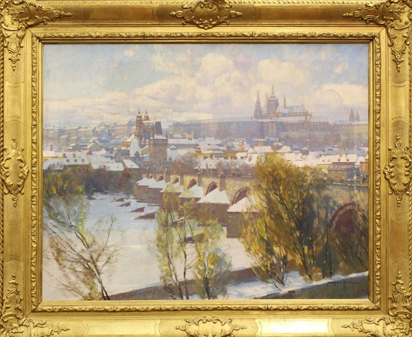 2117: Painting, Jaroslav Setelik, Prague