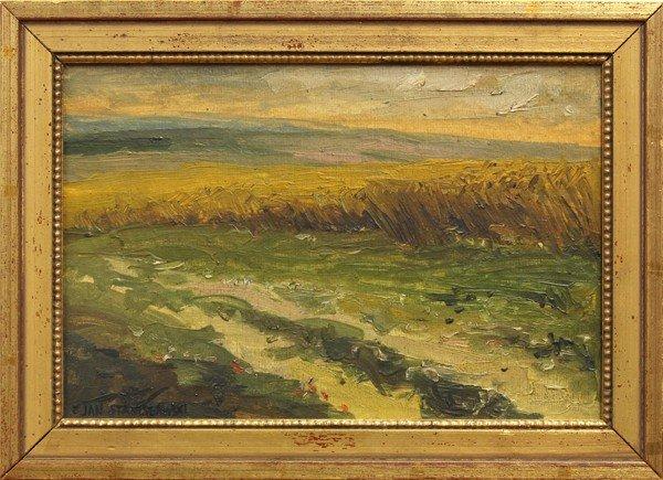 2119: Painting, Jan Stanislawski
